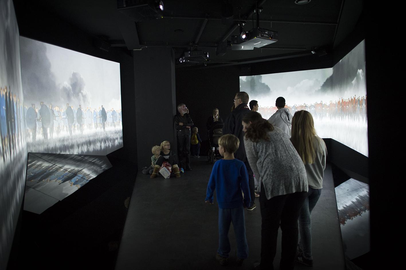 moesgård museum entre